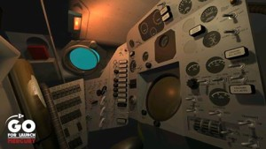 Mercury Capsule Dashboard