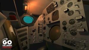 Mercury Capsule Dashboard