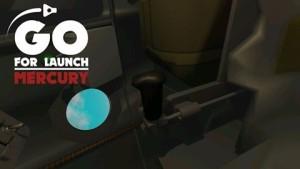 Mercury Capsule Joystick